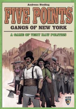 MFG4123-FIVE POINTS: GANGS OF NEW YORK