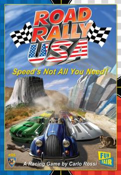 MFG4126-ROAD RALLY USA (RACE USA)