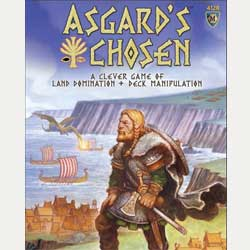 MFG4128-ASGARD'S CHOSEN GAME