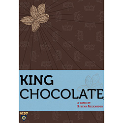MFG4137-KING CHOCOLATE GAME