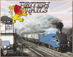 MFG4501-BRITISH RAILS