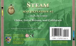 MFG45612-STEAM� - EXPANSION #2