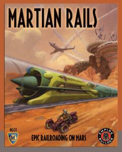 MFG4601-MARTIAN RAILS