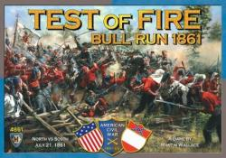 MFG4861-TEST OF FIRE - FIRST BULL RUN 1861