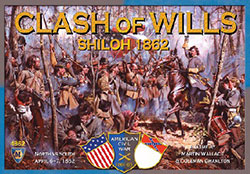 MFG4862-CLASH OF WILLS - SHILOH 1862