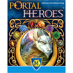 MFG5717-PORTAL OF HEROES GAME