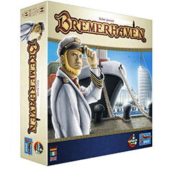MFGLOG0071-BREMERHAVEN BOARD GAME