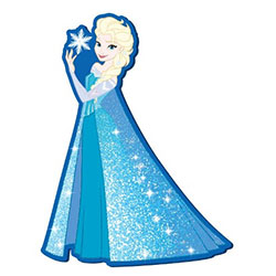 MG22218-MAGNET DISNEY FROZEN ELSA