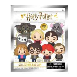 MG48210-3D FOAM BAG CLIP HARRY POTTER PDQ (24)