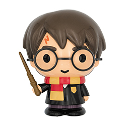 MG48353-FIGURAL BANK HARRY POTTER: HARRY PVC BANK