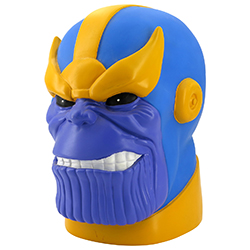 MG68342-DELUXE BANK MARVEL THANOS HEAD