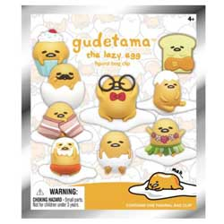 MG78025-3D FOAM BAG CLIP GUDETAMA