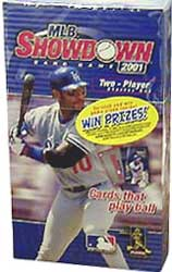 MLB01S-01 MLB SHOWDOWN 2-PLAYER 12/70