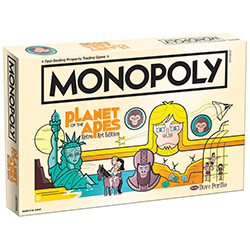 MON006513-MONOPOLY PLANET OF THE APES