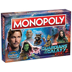 MON011466-MONOPOLY: GUARDIANS OF THE GALAXY 2