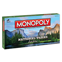 MON025000-MONOPOLY: NATIONAL PARKS