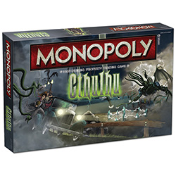 MON056414-MONOPOLY: CTHULHU