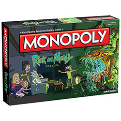MON085434-MONOPOLY RICK AND MORTY