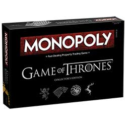 MON104375-MONOPOLY: GAME OF THRONES