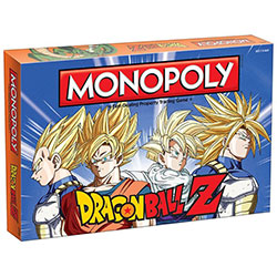 MON113449-MONOPOLY: DRAGON BALL Z