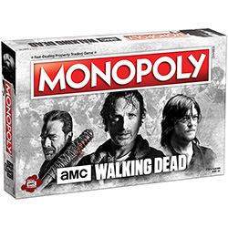 MON116469-MONOPOLY: WALKING DEAD AMC