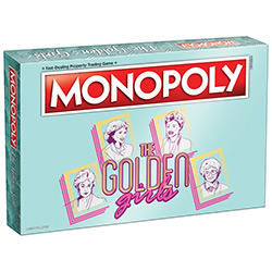 MON118506-MONOPOLY GOLDEN GIRLS