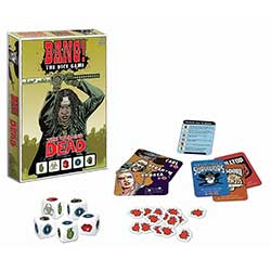 MONBN095416-BANG! THE WALKING DEAD DICE GAME