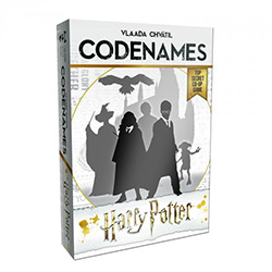 MONCE010400-CODENAMES HARRY POTTER
