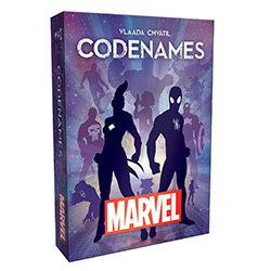 MONCE011000-CODENAMES MARVEL EDITION