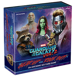MONCG011466-GOTG VOL 2  GEAR UP CARD GAME