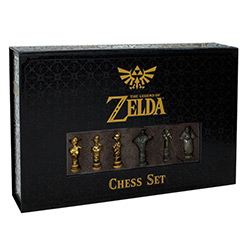 CHESS SET LEGEND OF ZELDA