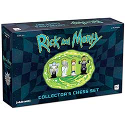 MONCH085434-CHESS RICK & MORTY