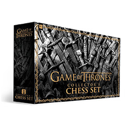 MONCH104375-CHESS SET GAME OF THRONES