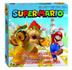 MONCK005637-CHECKERS SUPER MARIO VS BOWSER