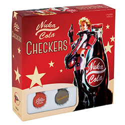 MONCK110473-CHECKERS: FALLOUT NUKA-COLA
