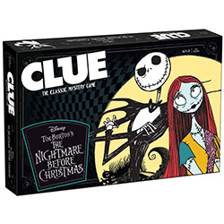 MONCL004261-CLUE: NIGHTMARE BEFORE CHRISTMAS