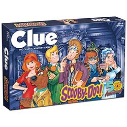 MONCL010001-CLUE SCOOBY-DOO