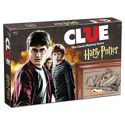 MONCL010430-CLUE HARRY POTTER