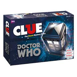 MONCL042341-CLUE DOCTOR WHO
