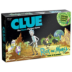 MONCL085434-CLUE RICK & MORTY