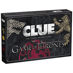 MONCL104375-CLUE GAME OF THRONES