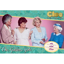 MONCL118506-CLUE: GOLDEN GIRLS