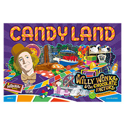 MONCY010495-CANDYLAND WILLY WONKA