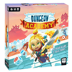 MONDA130000-DUNGEON ACADEMY GAME