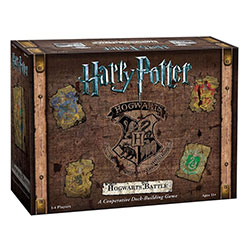 MONDB010400-HARRY POTTER: HOGWARTS BATTLE DBG