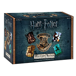 MONDB010508-HARRY POTTER: HOGWARTS BATTLE EXP #1 MONSTERS BOX
