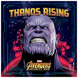 MONDC011543-THANOS RISING: AVENGERS INFINITY WAR GAME