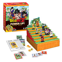 MONKU113449-DRAGONBALL Z POWER UP GAME