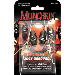 MONMU011464-MUNCHKIN: DEADPOOL JUST DEADPOOL
