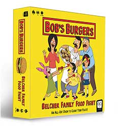 MONPA006443-BOBS BURGERS FAMILY FOOD FIGHT